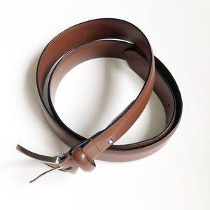 Tommy Hilfiger Tan Belt